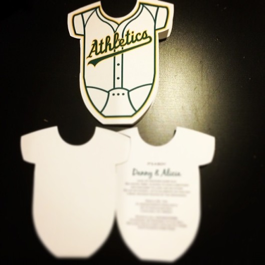 baseball theme baby shower invitations